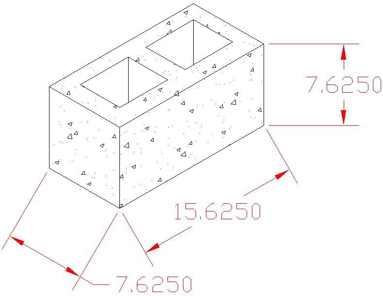F Shape Concrete Barrier Dimensions Crafts